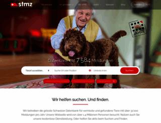 stmz.ch screenshot