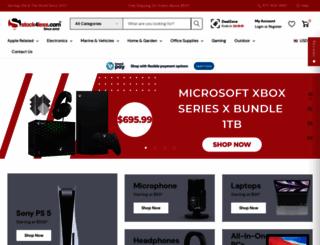 stock4less.com screenshot