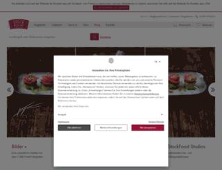 stockfood.ch screenshot