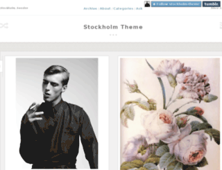 stockholm-theme.pixelunion.net screenshot
