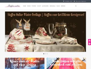 stoffen-online.nl screenshot