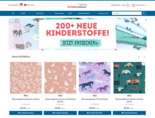 stoffmarktonline.de screenshot
