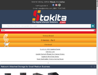 stokita.com screenshot