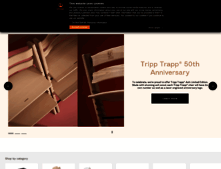 stokke.com screenshot