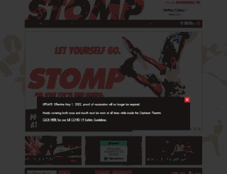 stomponline.com screenshot