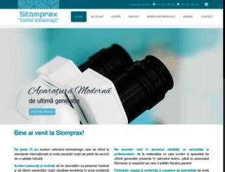 stomprax-medica.ro screenshot