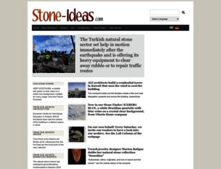 stone-ideas.com screenshot
