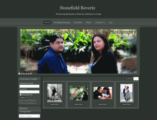 stonefieldreverie.com screenshot