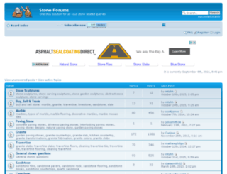 stoneforums.com screenshot