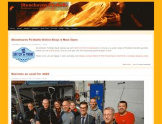 stonehavenfireballs.co.uk screenshot