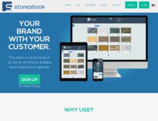 stonesbook.com screenshot