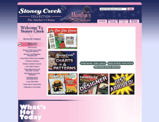 stoneycreek.com screenshot