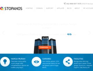 stopanos.net screenshot