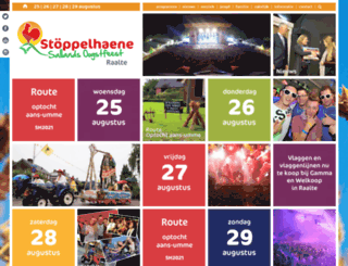 stoppelhaene.nl screenshot
