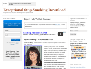 stopsmokingcd.org screenshot