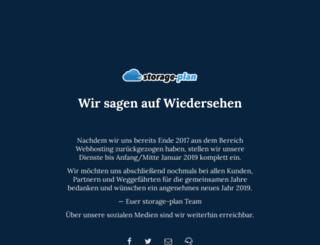 storage-plan.org screenshot