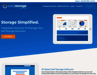 storageunitsoftware.com screenshot