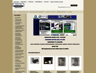 store-nheqhjqa.mybigcommerce.com screenshot
