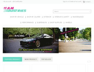 store-ud289.mybigcommerce.com screenshot