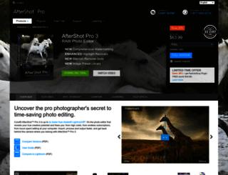 store.aftershotpro.com screenshot