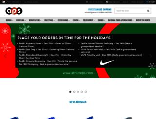 store.athleteps.com screenshot