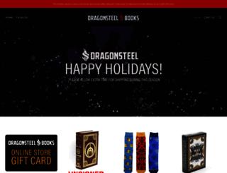 store.brandonsanderson.com screenshot