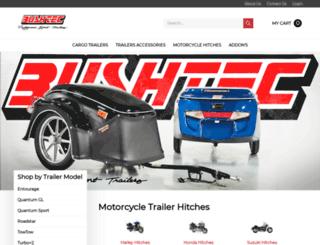 store.bushtec.com screenshot