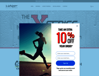store.haloheadband.com screenshot