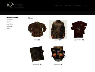 store.longleafcamo.com screenshot