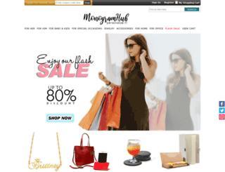 store.monogramhub.com screenshot