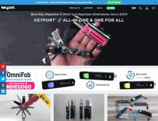 store.mykeyport.com screenshot