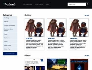 store.payloadz.com screenshot