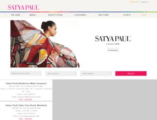 store.satyapaul.com screenshot