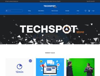 store.techspot.com screenshot