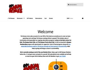 store.therumpus.net screenshot