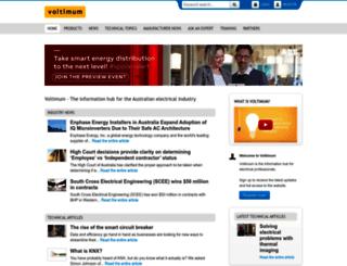 store.voltimum.com.au screenshot
