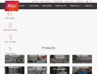 store.zipindustries.com screenshot