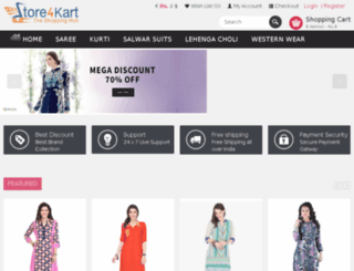 store4kart.com screenshot