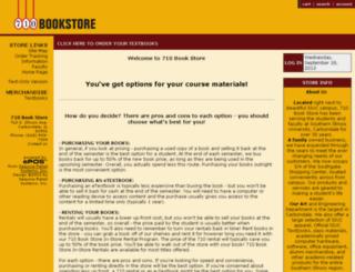 store710.collegestoreonline.com screenshot
