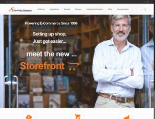 storefront.net screenshot