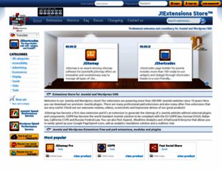 storejextensions.org screenshot