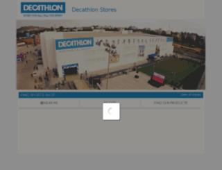 stores.decathlon.in screenshot