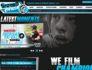 storiedrivals.com screenshot
