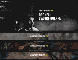 stories.amnesty.fr screenshot