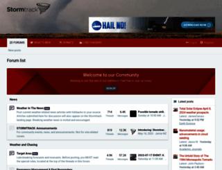 stormtrack.org screenshot