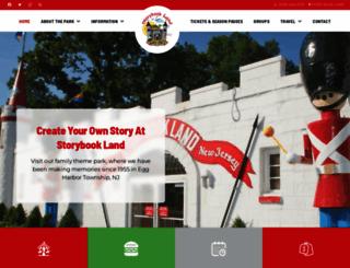 storybookland.com screenshot