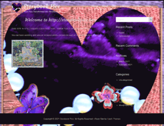 storybookpics.com screenshot
