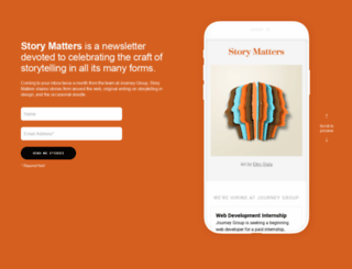 storymatters.com screenshot