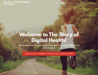 storyofdigitalhealth.com screenshot