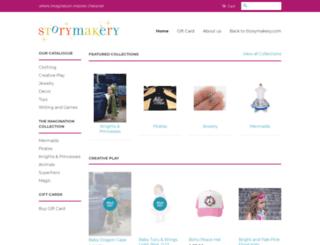 storytest-2.myshopify.com screenshot